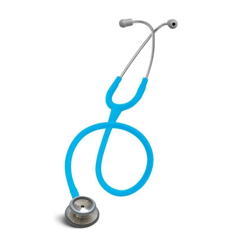 Stetoskop internistyczny Spirit CK S601PF Majestic series adult dual head Jasny błękit
