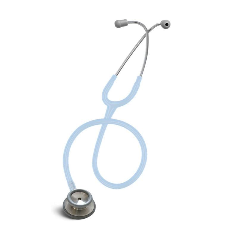 Stetoskop internistyczny Spirit CK S601PF Majestic series adult dual head Mleczny błękit morski