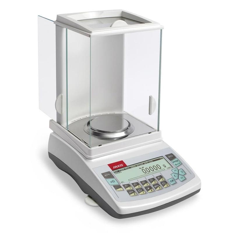 Waga analityczna AXIS ALZ 120G z kalibracją zewnętrzną