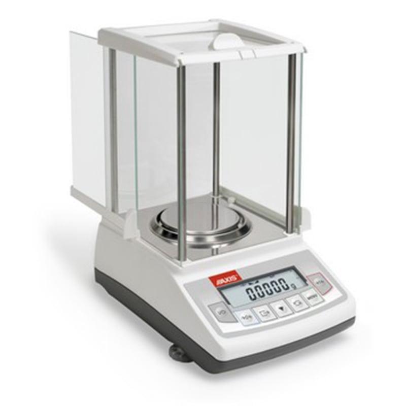 Waga analityczna kompaktowa AXIS ATN 160G  - z wyświetlaczem graficznym