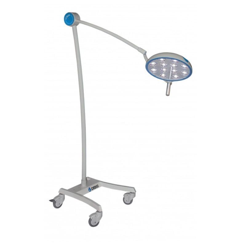 Lampa bezcieniowa LED IGlux zabiegowo-operacyjna przejezdna IG-65M
