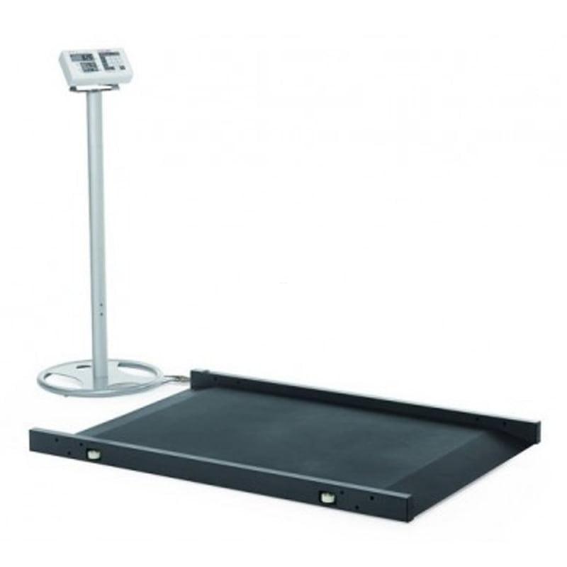 Elektroniczna waga platformowa bariatryczna CHARDER MS3830 - na kolumnie