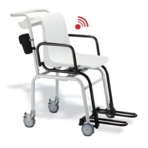 Waga krzesełkowa SECA 959 z legalizacją z bezprzewodową transmisją danych