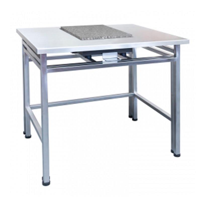 Stół antywibracyjny nierdzewny SAL/H RADWAG