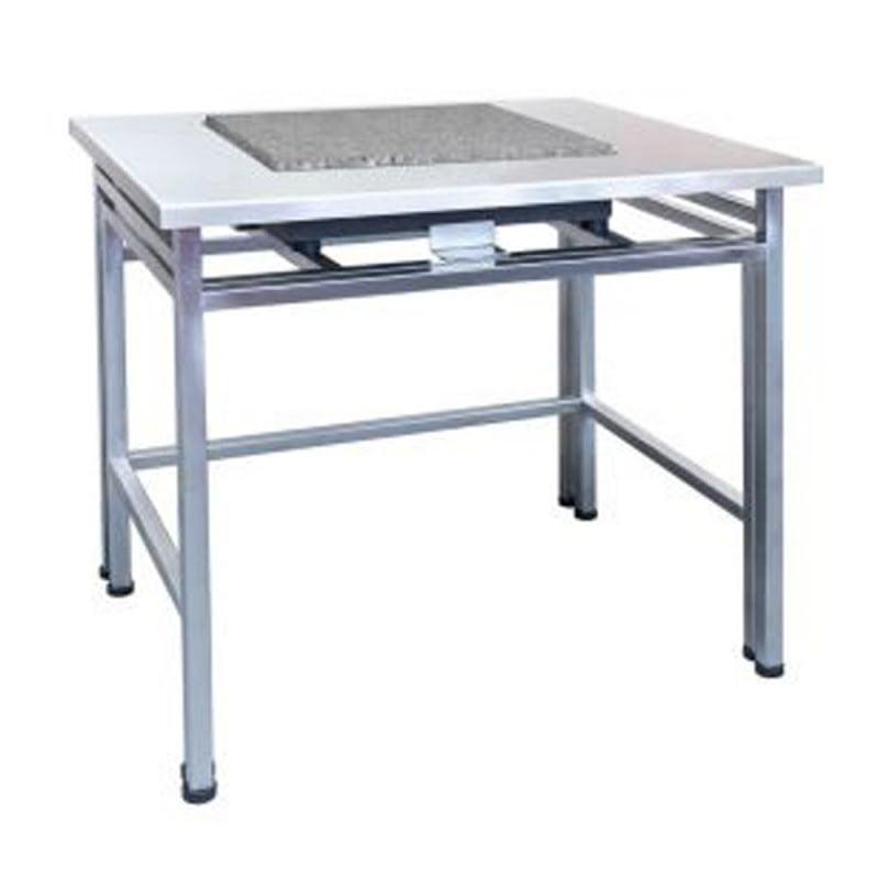 Stół antywibracyjny nierdzewny SAP/H RADWAG